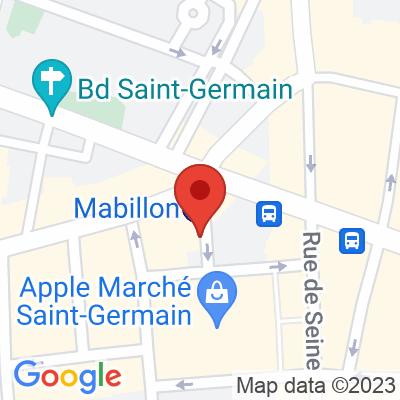 Autolib' - 4 rue de Montfaucon Paris 06e