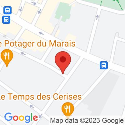 Autolib' - 2 rue Neuve Saint-Pierre Paris