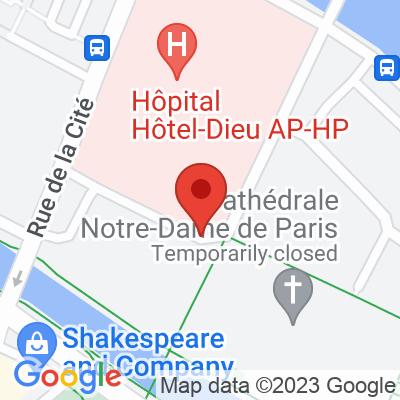 Autolib - 1 place du parvis Notre-Dame Paris