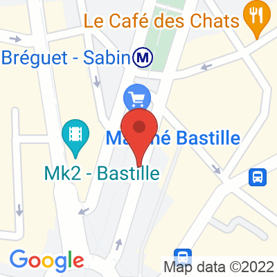 Autolib' - 8 Boulevard Richard Lenoir Paris