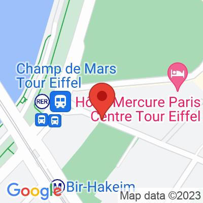 Autolib' - 10 rue de la Fédération Paris
