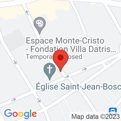 Autolib' - 24 rue Monte Cristo Paris