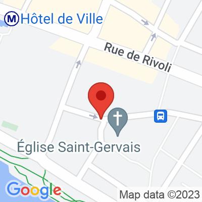Autolib' - 1 place Saint Gervais Paris