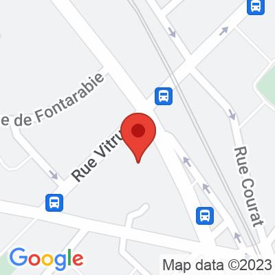 Belib - Rue des Pyrénées, 127 - Paris