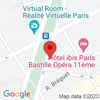 Autolib' - 36 Boulevard Richard Lenoir Paris