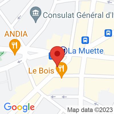 Autolib' - 2 Avenue Mozart Paris