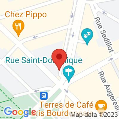 Autolib' - 45 Avenue de la Bourdonnais Paris