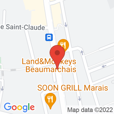 Autolib' - 87 boulevard Beaumarchais Paris