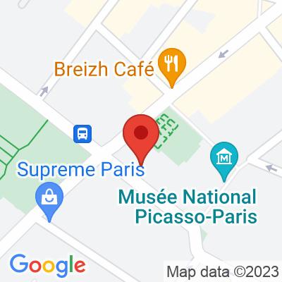 Autolib' - 18 Rue de la Perle Paris