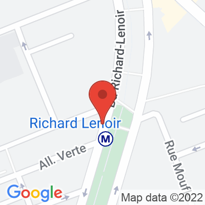 Autolib' - 63 Boulevard Richard Lenoir Paris