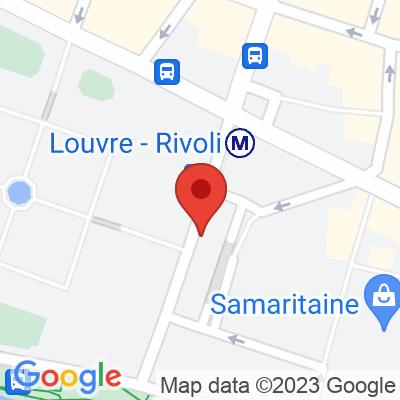Belib - Rue de l'Amiral de Coligny Paris