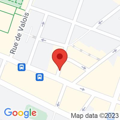 Autolib' - 4 Rue Croix des Petits Champs Paris
