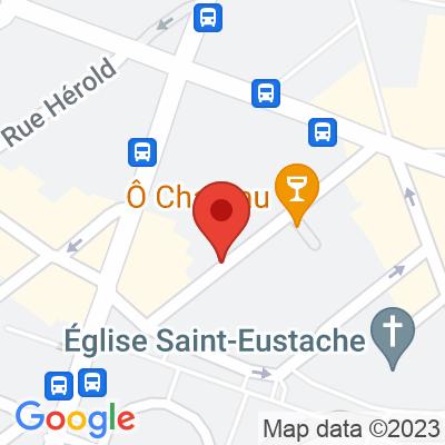 Autolib' - Rue Jean-Jacques Rousseau