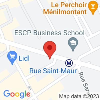 Autolib' - 86 avenue de la République Paris