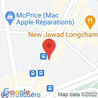 Autolib' - 89 avenue Kléber Paris