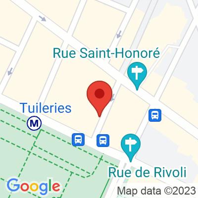 Autolib' - 3 Rue Saint Roch Paris