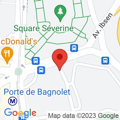 Belib - 100 Rue Louis Lumière