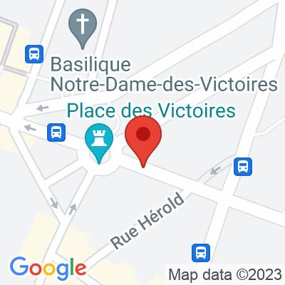 Belib - Rue Étienne Marcel Paris