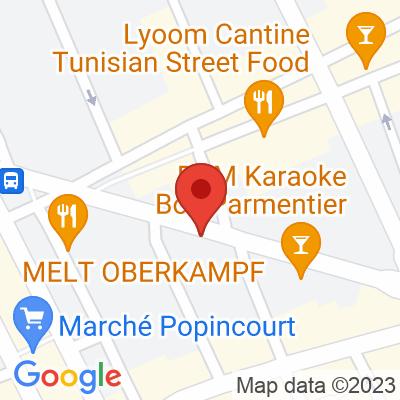Autolib' - 36 avenue de la République Paris