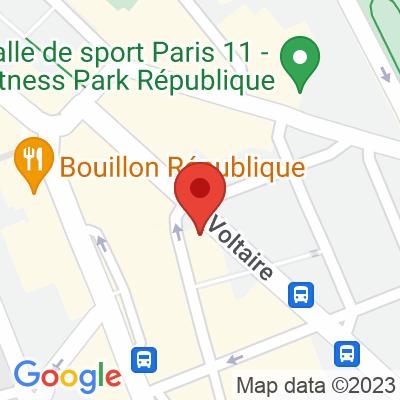 Autolib' - 8 Boulevard Voltaire Paris