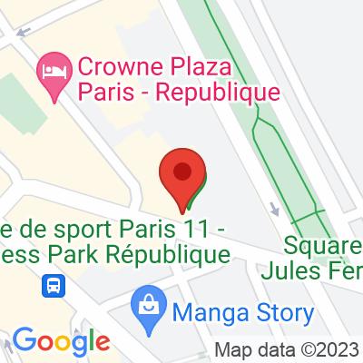 Autolib' - 5 avenue de la République Paris