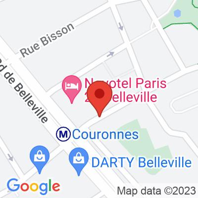 Autolib' - Rue des couronnes