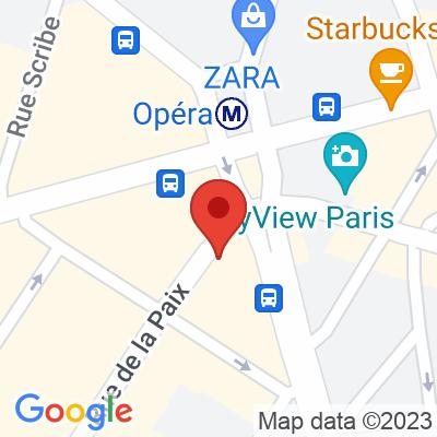 Autolib' - 24 rue de la Paix Paris