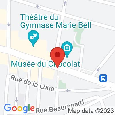 Autolib' - 21 boulevard Bonne Nouvelle Paris