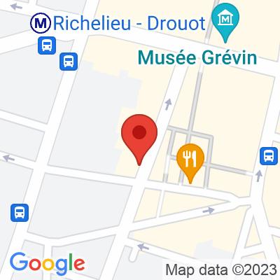 Autolib' - 43 rue Vivienne Paris