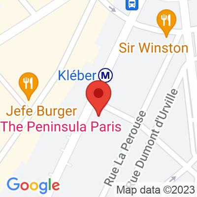 The Peninsula Paris (Uniquement pour les clients)