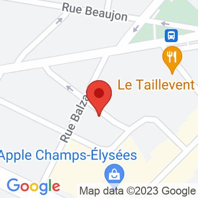 Autolib - 19 rue de Chateaubriand Paris