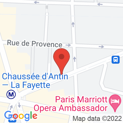Autolib' - 7 rue La Fayette Paris