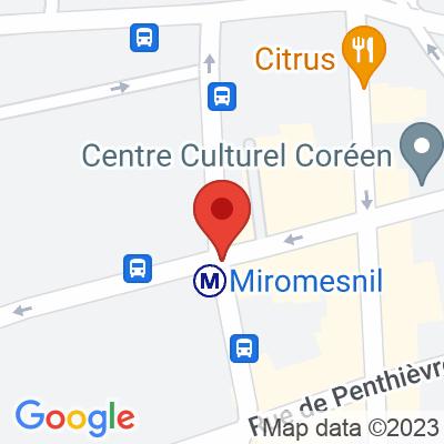 Autolib' - 11 avenue Delcassé Paris
