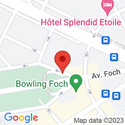 Autolib - 37 avenue Foch Paris
