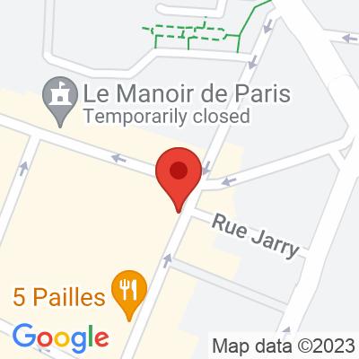 Autolib' - 91 rue du Faubourg Saint-Denis Paris