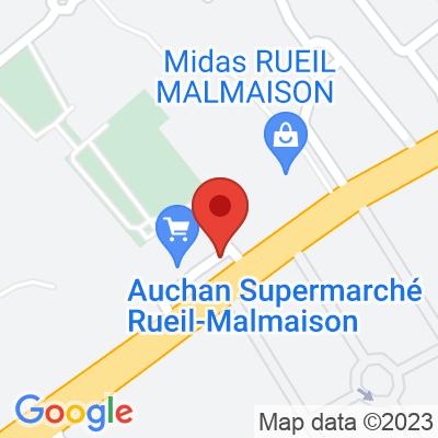 Autolib' - 26 avenue Napoléon Bonaparte Rueil-Malmaison
