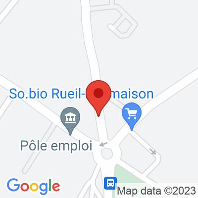 Autolib' - 11 Rue du Lieutenant Colonel Driant Rueil-Malmaison