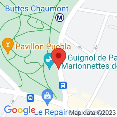 Autolib' - 16 rue de Botzaris Paris