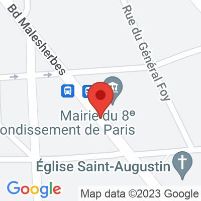 Belib - Boulevard Malesherbes, 73 - Paris