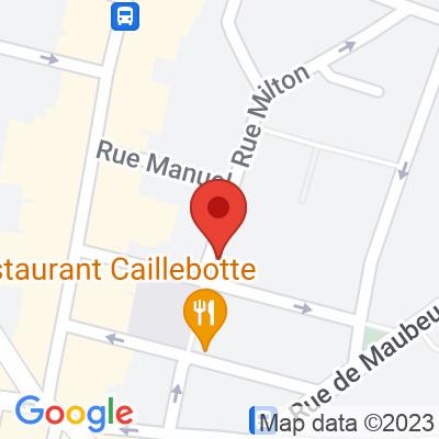 Autolib' - 12 rue Milton Paris