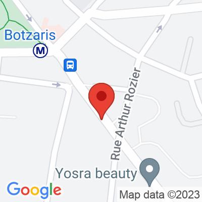 Belib - 27 rue de Crimée