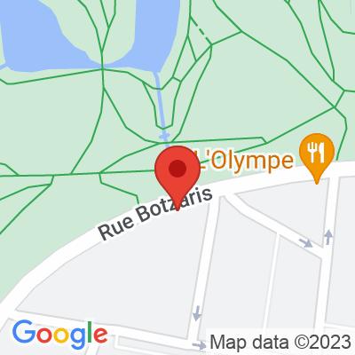 Autolib' - 50 rue Botzaris Paris