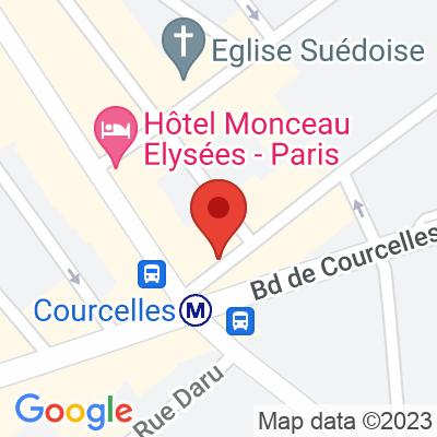 Autolib' - 1 rue Chazelles Paris