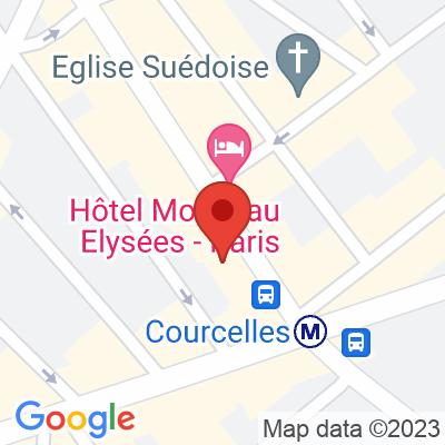 Belib - 83 Rue de Courcelles