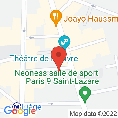 Autolib' - 1 rue Jules Lefèbvre Paris