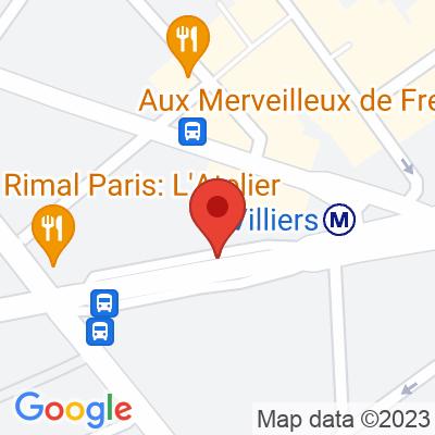 Belib - Boulevard de Courcelles