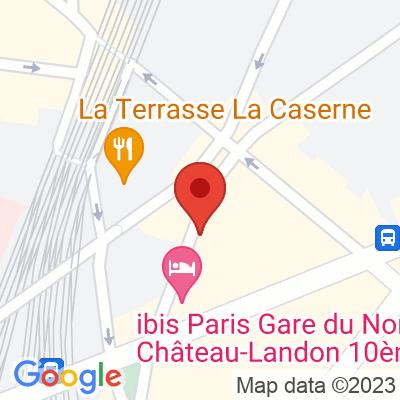 Autolib' - 24 rue du Château Landon Paris
