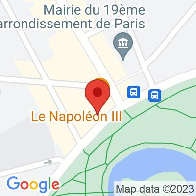 Autolib' - 69 Rue Manin Paris
