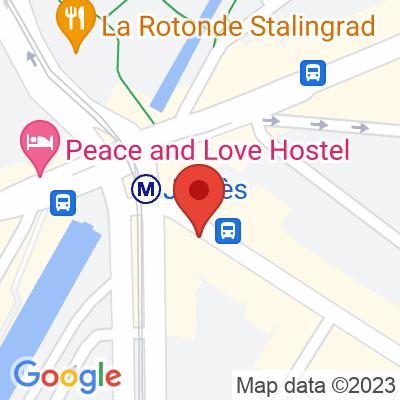 Autolib' - 4 Avenue Secrétan Paris