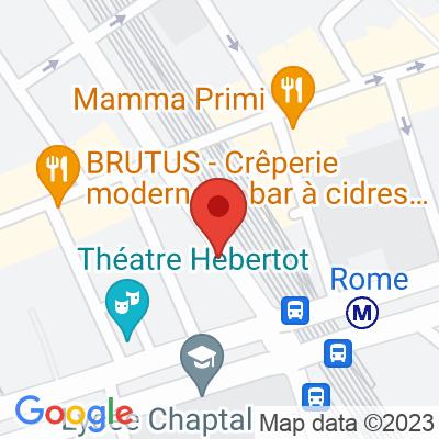 Belib rue de Rome